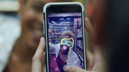 """Facebook-App mit """"Stories"""" und neuer Kamera-Funktion"""