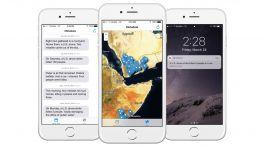 App informiert über Drohnenangriffe