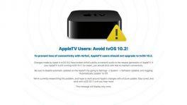 AirPlay-Probleme mit tvOS 10.2