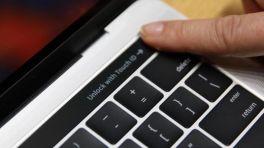 MacBook Pro mit Touch ID