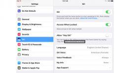 "Neues Billig-iPad ohne echtes ""Hey Siri"""