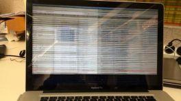 MacBook Pro Grafikprobleme
