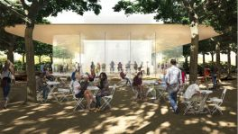 Neues Apple-Hauptquartier: Eröffnung naht