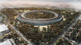 Apple Park: Neues Apple-Hauptquartier sorgt für steigende Immobilienpreise
