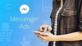 Facebook bringt Werbung in seine Messenger-App