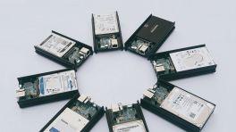Netzwerkspeicher für zu Hause: Odroid HC-1