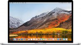 macOS High Sierra: Golden Master kann getestet werden