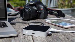 Kleines USB-C-Dock für mobile Macs