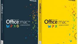 Das war's für Office 2011 auf dem Mac