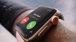 Apple Watch Series 3 mit LTE