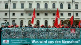 """Zerreißprobe bei Siemens: """"Tiefschlag für die Mitarbeiter"""""""