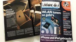 Mac & i Heft 6/2017 vorab im Heise-Shop bestellbar