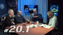 c't uplink 20.1: Apple CarPlay vs. Android Auto, Galileo, 3D-Sound erklärt