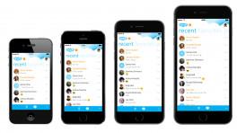 iOS: Skype-App erkennt Telefonnummern und Adressen in Chats