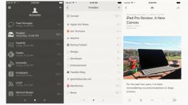 iOS: Großes Update für RSS-App Reeder