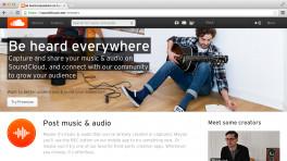 Musik-Streaming: Soundcloud schließt Lizenzvertrag mit Universal Music