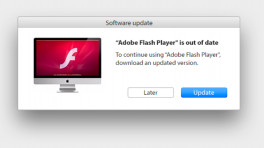 Adobe Flash Update