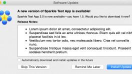 Populärer OS-X-Updater Sparkle mit problematischer Sicherheitslücke