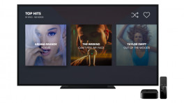Vevo Apple TV 4