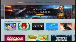 tvOS: Apple macht App Store übersichtlicher