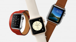 Neue Apple-Watch-Armbänder geleakt
