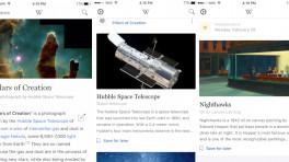 Wikipedia-App für iOS mit umfangreichen neuen Funktionen