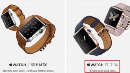 Edition-Modell: Apple versteckt Luxusuhr