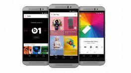 Apple-Music-App für Android aufgehübscht