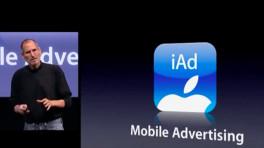 iAd Steve Jobs