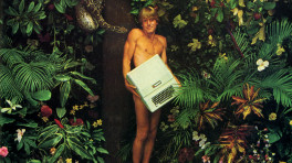 Retro Computing: Apple-II-Hommage an Kerbal Space Program