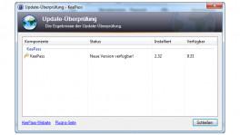 Update-Funktion von KeePass 2 unsicher