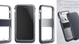 iPhone-Speicherhülle von SanDisk
