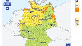 Deutscher Wetterdienst warnt jetzt präziser vor Unwettern