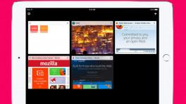 Firefox iPad