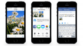 Facebook testet laute Video-Anzeigen unter iOS
