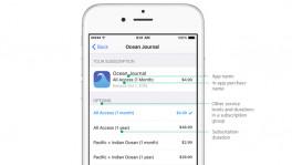 Abo-Verwaltung App Store