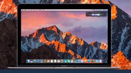macOS Sierra mit Siri