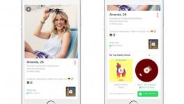 Spotify und Tinder starten Partnerschaft