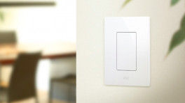 HomeKit-Lichtschalter Eve Light Switch