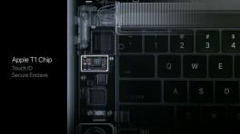 T1-Chip im MacBook Pro