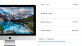 iMac Speicher-Upgrade