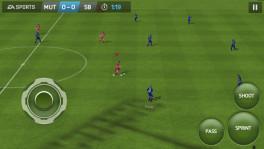 Originalgetreu Fußball zocken auf iPhone und iPad