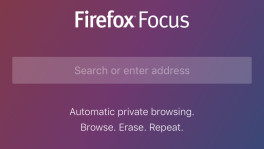Firefox Focus wird zum iOS-Browser
