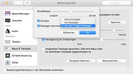 Trackpad-Probleme beim neuen MacBook Pro gemeldet