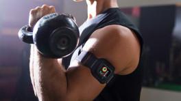 Apple Watch: Spezielles Sportarmband soll bessere Pulserfassung erlauben
