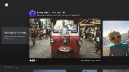 Facebook Video auf Apple TV