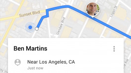 Google Maps: Standort und Reiseverlauf in Echtzeit teilen