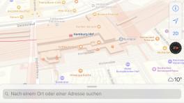 ÖPNV in Apple Maps: Ausbau in Deutschland wird vorbereitet