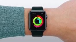 Apple Watch Aktivität