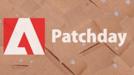Patchday: Adobe